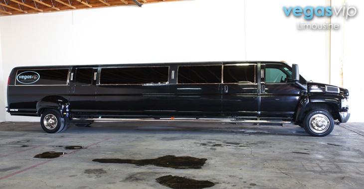 Super Stretch Suv Limo Vegas Vip Limousine